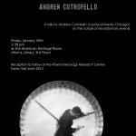 Andrew Cutrofello - Revolutionary Actions and Events